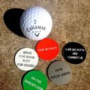 Golf Quote Ball Marker