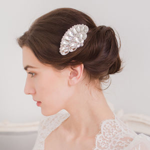 1920s Wedding Haircomb