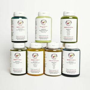 Advanced Cleanse Juices