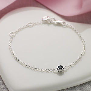 September Birthstone Bracelet - women's jewellery