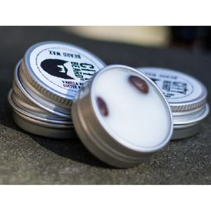 Vanilla And Coffee Bean Beard Wax - gifts for him