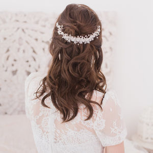 Hair Comb For Wedding - wedding jewellery