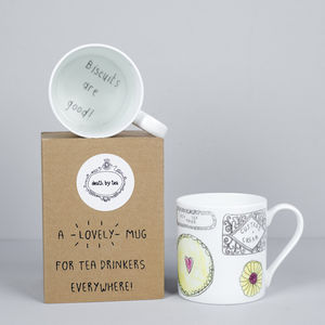 'Biscuits Are Good' Mug - shop by price
