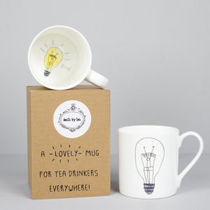 'My Thinking Cup' Mug - gifts for teachers