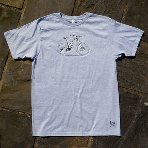 One For The Mountain T Shirt - men's fashion