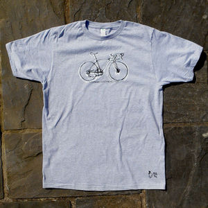 One For The Road T Shirt - men's fashion