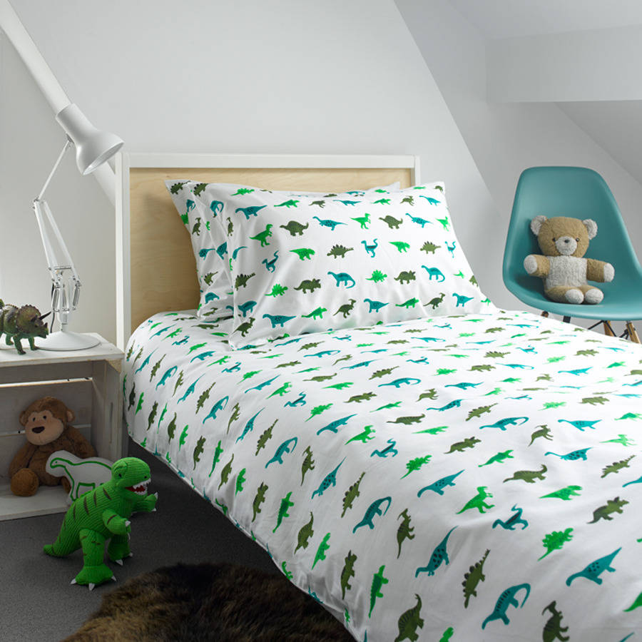 Dinosaur Single Duvet