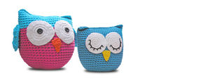 Cute Handmade Knit Owl - winter sale