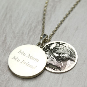 Personalised Photo Locket - necklaces & pendants