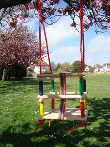 Baby's First Swing - garden furniture