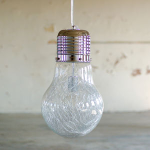 Bulb Style Chandelier - ceiling lights