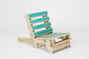 Customisable Folding Garden Chair