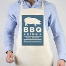 Butcher Personalised Apron