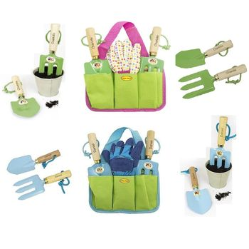 Personalised Child's Gardening Tools Kit
