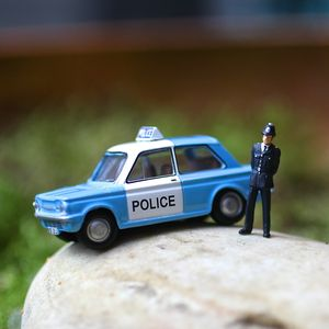 Mini World Policeman Terrarium Kit