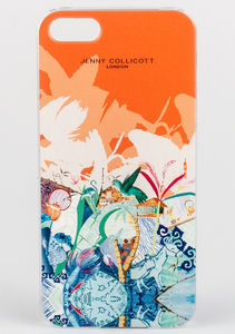 Custom Phone Case In Chosen Jenny Collicott Design