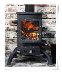 Multi Fuel Stove - fireplace accessories