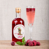 Raspberry Gin Liqueur - food & drink