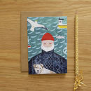 Illustrated Sea Dog Card