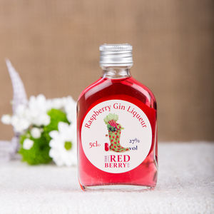 Ten Miniature Liqueurs - wedding favours
