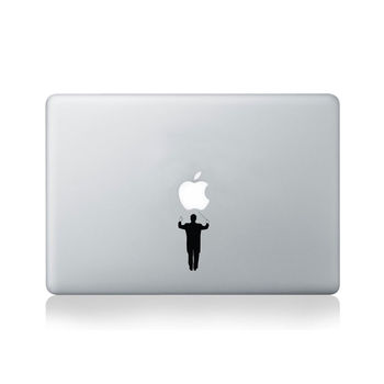 Orchestra Conductor Vinyl Decal For Macbook 13/15