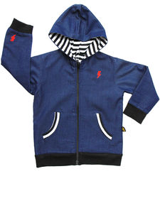 Kids Reversible Jacket - clothing