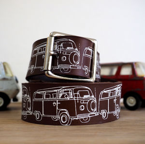 Campervan Belt - men's accessories