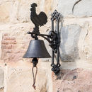 Cast Iron Farmhouse Door Bell