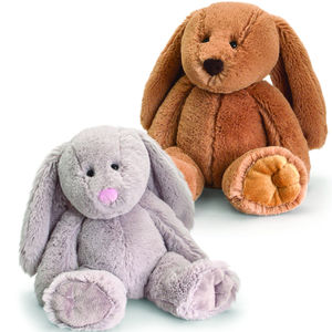 Plush Bunny Toy - last minute easter gifts