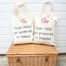 Shopping Bag For Grandparents