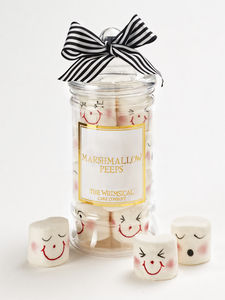 Marshmallow Peeps Jar - chocolates & confectionery