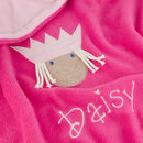 Princess Personalised Baby Blanket