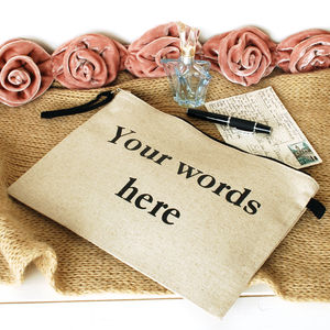 Your Words Purse