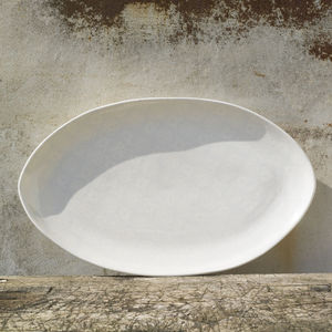 Large Oval Platter - tableware