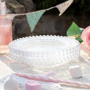 Bella Perle Afternoon Cake Plates