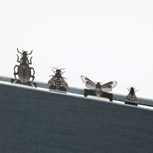 Insects Bookmarks - books