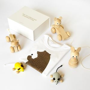 Baby Bundle Gift Box