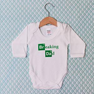 'Breaking Dad' Baby Grow