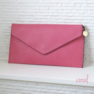 Personalised Clutch Bag - 40th birthday gifts