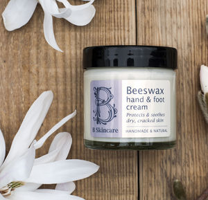 Beeswax Hand And Foot Cream - foot care