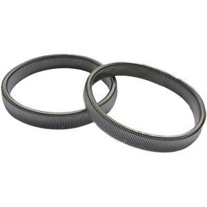 Metal Shirt Sleeve Armbands - collar studs & stiffeners