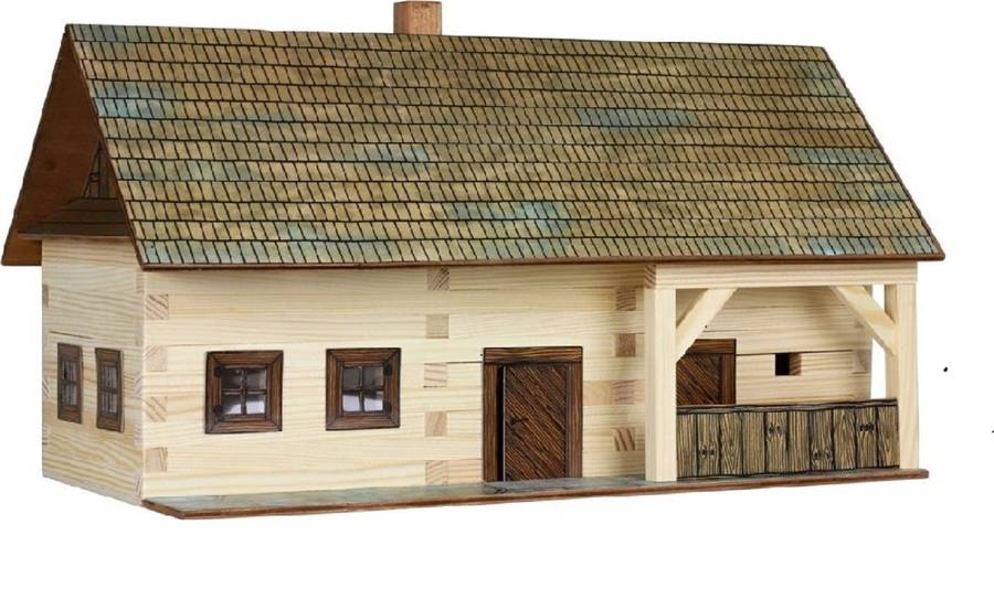 original_build your own wooden homejpg - Build Your Own Model House
