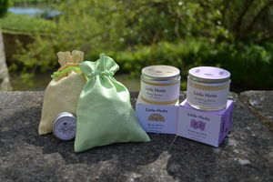 Great Expectations Pregnancy Skin Care By Little Herbs - maternity