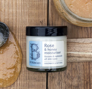 Rose And Honey Moisturiser