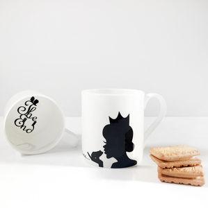'Kiss A Frog' Mug - kitchen