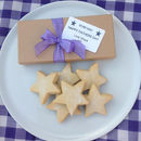 You're A Star Shortbread Biscuits