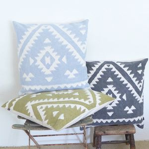 Aztec Print Cushion - view all sale items
