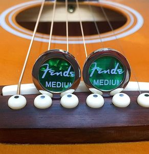 Guitar Plectrum Recycled Cufflinks