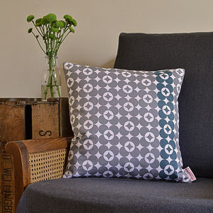 Geo Cushion - patterned cushions