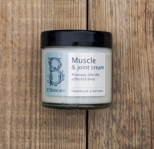 Muscle And Joint Cream - massage & aromatherapy